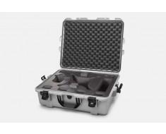 Plasticase Nanuk Case for DJI Phantom 4 - Silver 945-DJI45