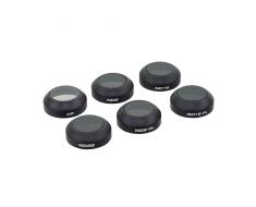 PolarPro DJI Mavic Professional Filters - 6 Pack MVC-5002