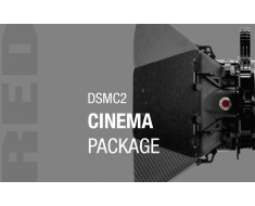 RED DSMC2 Cinema Package PKG-D2-CINE