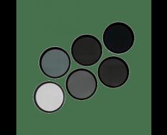 PolarPro DJI Inspire 1 X3 or DJI Osmo Filters (6-Pack) P4002
