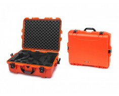 Plasticase Nanuk Case for DJI Phantom 3 - Orange 945-DJI3