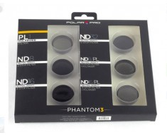 PolarPro Phantom 3 Filters (6-Pack) P5002