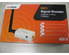 Sunhans 5.8 GHz 2000mW Wifi Signal Booster SH58Gi2000