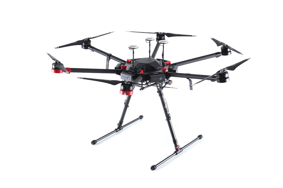 Buy DJI Matrice 600 Pro Flying Platform Today At