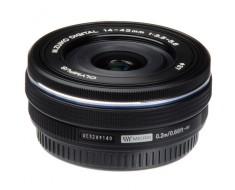 Olympus 14-42mm f3.5-3.6 EZ Lens Black V314070BU000