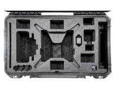 CasePro DJI Phantom 4 / Phantom 4 Pro Carry-On Hard Case CP-PHAN4-PRO-CO
