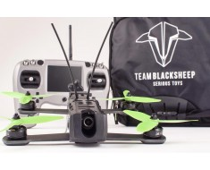 Team BlackSheep Vendetta Ready-To-Fly Bundle - Includes Backpack, Battery, Charger, & Tango FPV Remote Control TBSVENDRTF