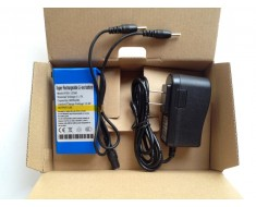 12V Dual Lead Battery 3000mah with Charger 12VFPVLRBATTERY