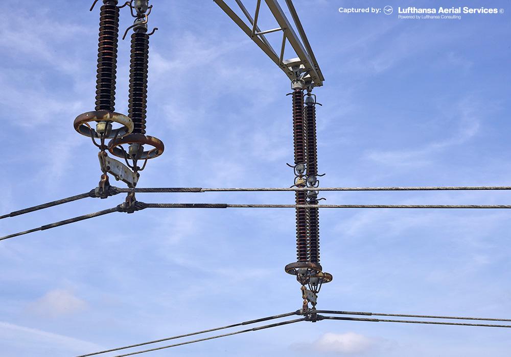 Monitoreo de línea eléctrica