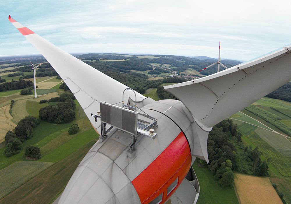 Inspección de aerogeneradores