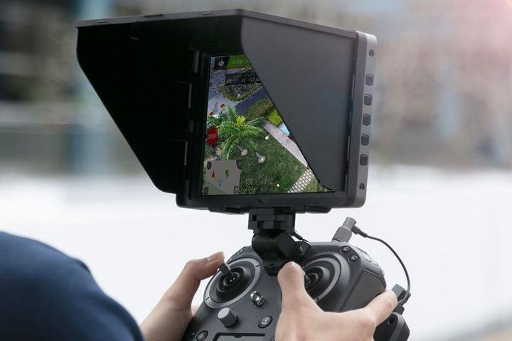 DJI CrystalSky Monitors