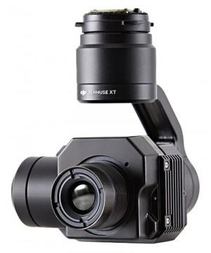 DJI FLIR Zenmuse XT 640x512 9Hz 9mm Lens - Radiometric ZXTA09SR