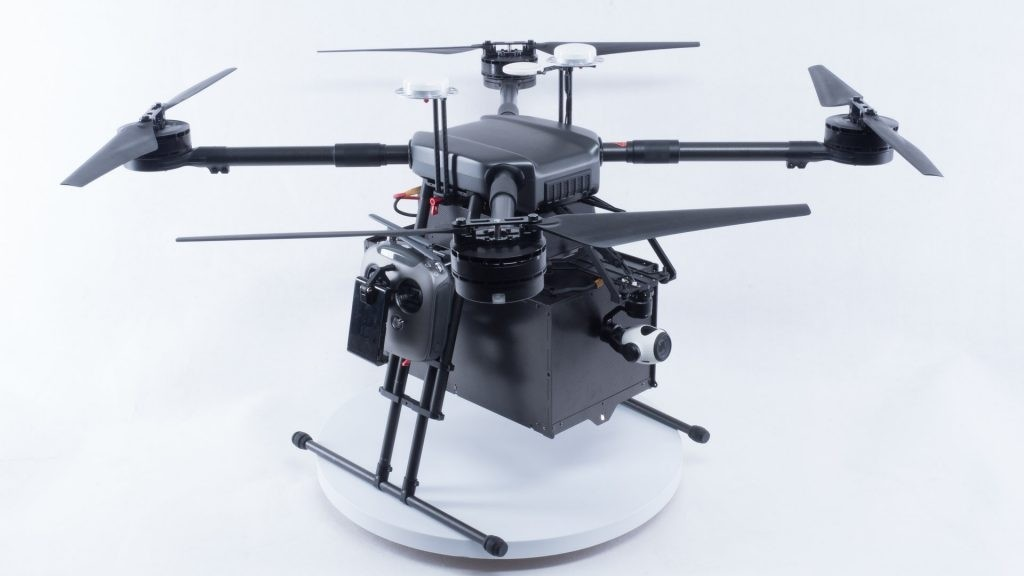 Buy DJI Wind 4 Industrial Quadcopter Drone IP43 Rain and Dust