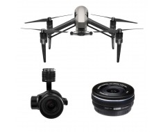 DJI Inspire 2 Zoom Bundle - Zenmuse X5S - Olympus M.Zuiko Premium 14-42mm Zoom Lens INSPIRE2ZOOMBUNDLE