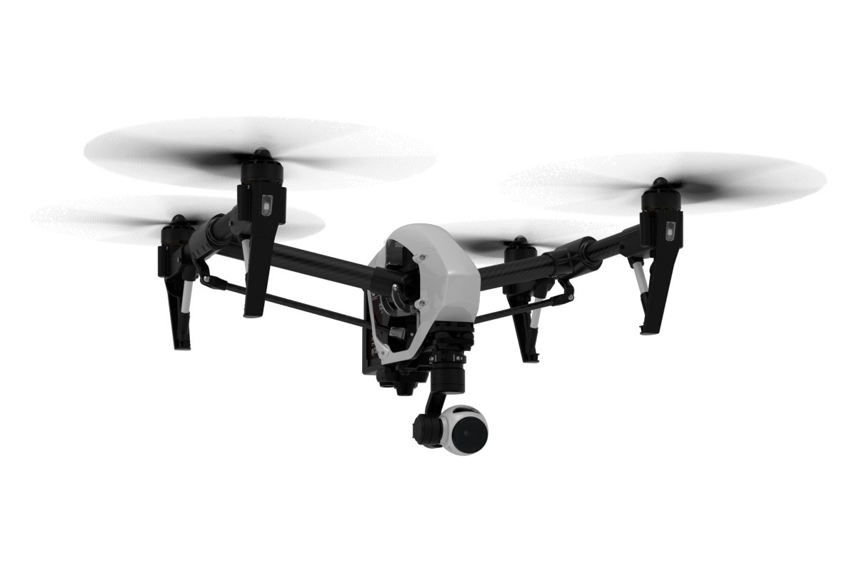 Inspire 1 V20 Quadcopter With 4K Camera 3 Axis Gimbal CP