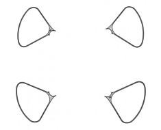 DJI Phantom 4 Obsidian Propeller Guards CP.PT.00000037.01