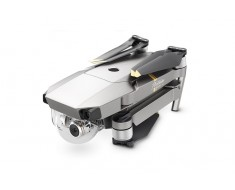 DJI Mavic Pro Platinum - 4K Video, 30-Min Flight Time CP.PT.00000071.01