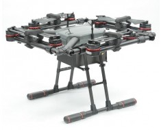 DJI Wind 8 Industrial Octocopter Drone IP56 Rain and Dust Resistance 10kg Payload CP.HY.000084