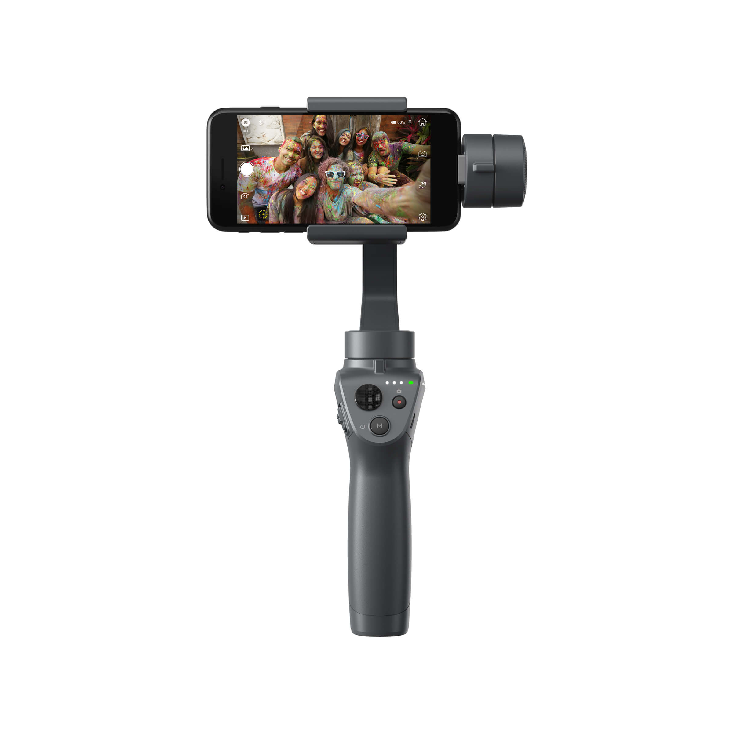Buy Dji Osmo Mobile 2 Handheld Smartphone Gimbal Dji Refurbished Today At Dronenerds Cp Zm 00000064 02 E