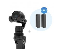 DJI Osmo Handheld Gimbal System with X3 Camera + 2 Free Batteries CP.ZM.000160