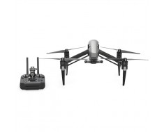 DJI Inspire 2 Raw Quadcopter - Cendence Remote, CinemaDNG, Apple ProRes CP.BX.000248