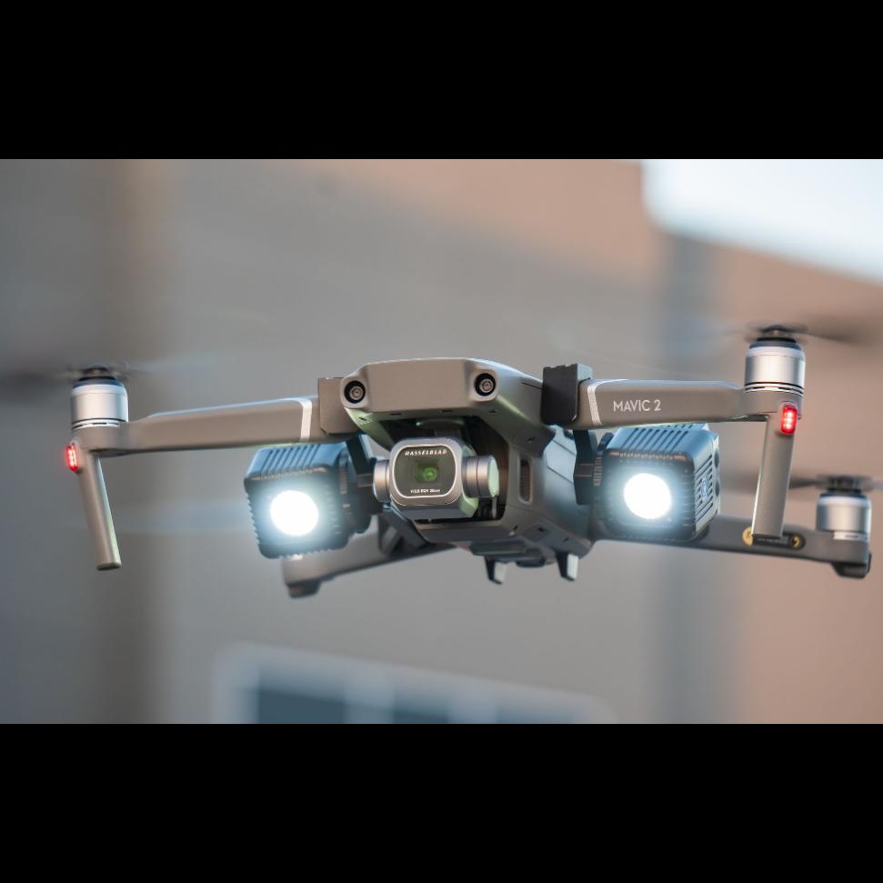 Drone Lights - LumeCube LED Lighting for Drones   DroneNerds com