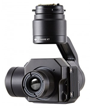 DJI FLIR Zenmuse XT 336x256 30Hz 9mm Lens - Radiometric ZXTB09FR