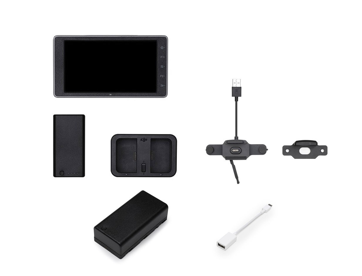 DJI CrystalSky 55 Monitor Kit For Spark