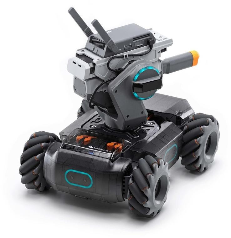 Buy Dji Robomaster S1 Educational Robot Today At Dronenerds Cp Rm 00000103 01
