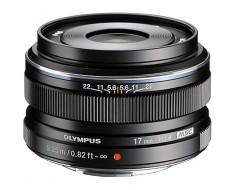 Olympus M.Zuiko Premium 17mm f1.8 Lens Black V311050BU000