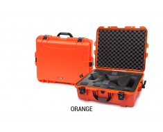 Plasticase Nanuk Case for DJI Phantom 4 - Orange 945-DJI43