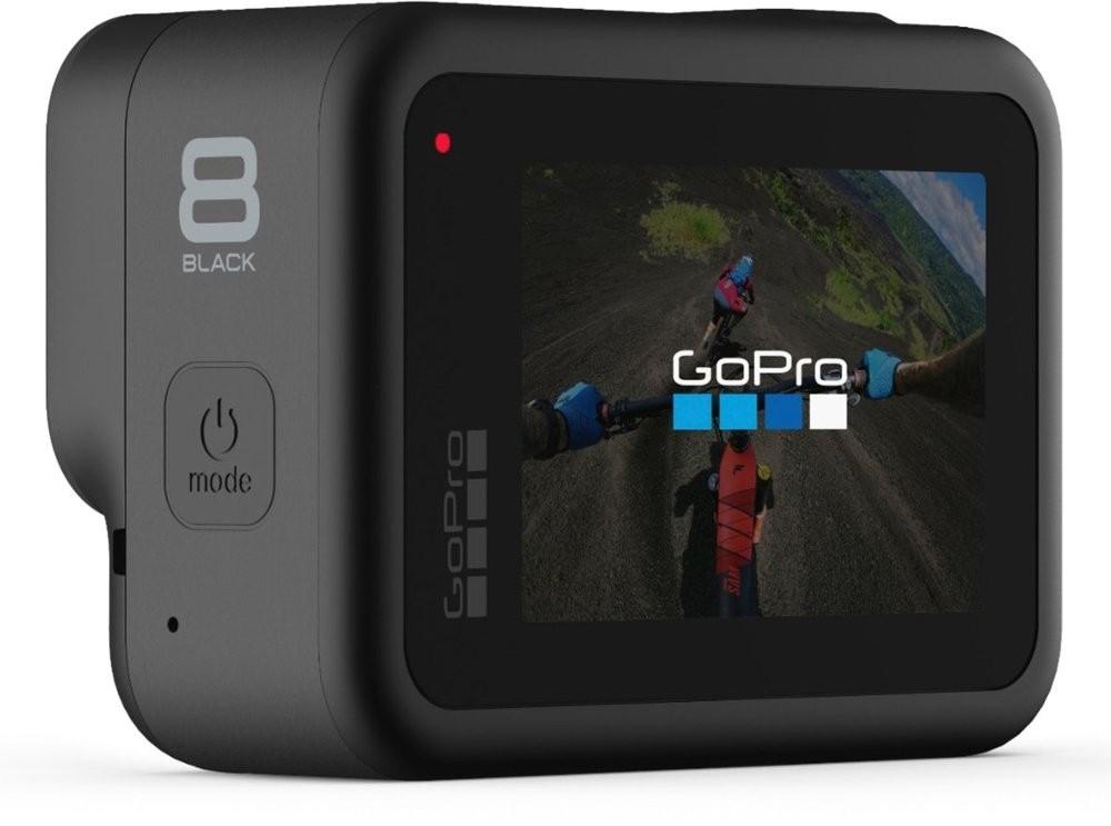 Buy Gopro Hero8 Black 4k Waterproof Action Camera Today At