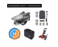 DJI Mavic 2 Zoom Bundle - Fly More Kit, Tablet Holder, GPC Case & More MAV2ZOOMDNBUNDLE
