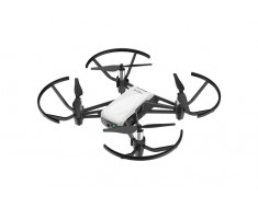Powered By DJI Tello Minidrone Quadcopter w/ Extra Battery TELLOANDBATTERY
