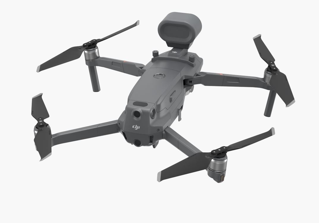 d87b56a086c SP; DJI Mavic 2 Enterprise Dual with Enterprise Shield Basic  CP.EN.00000107.01.