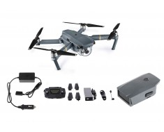 DJI Mavic Pro Drone + Extra Battery + Car Charger Bundle MAVICPROBUNDLE3