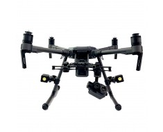 LumeCube Drone Mounts for DJI Matrice 200 Series (Also fits 100,600) LC-MATRICE22