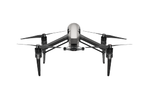 DJI Inspire 2 Aircraft Only (Part 40) (No Remote, No Charger) CP.BX.000256