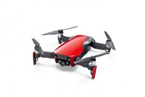 DJI Mavic Air - Ultraportable 4K Quadcopter - Flame Red CP.PT.00000147.01