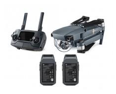 DJI Mavic Pro Quadcopter with Extra Battery MAVPRO+REFBATT