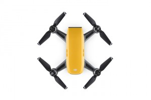 DJI Spark Mini Drone - Sunrise Yellow CP.PT.000732