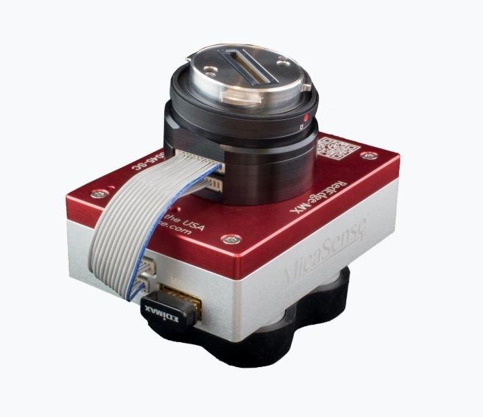 MicaSense RedEdge-MX Professional Multispectral Sensor DJI Skyport Kit