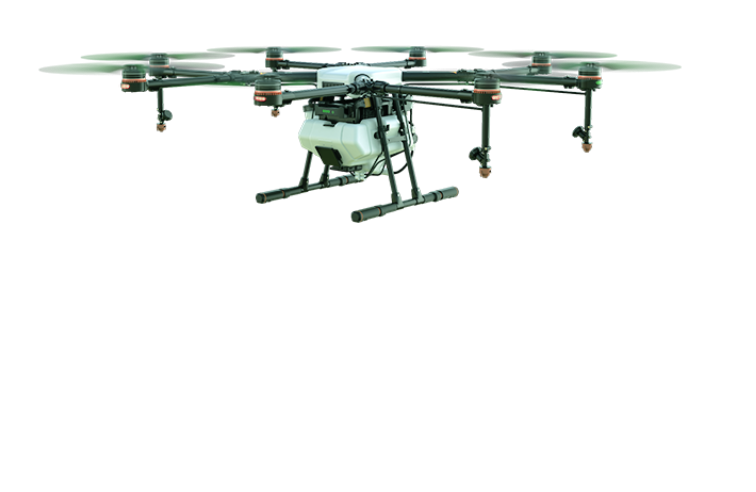 DJI Agras MG-1S Octocopter Argriculture Drone with Spray System