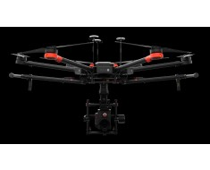 DJI Matrice 600 Pro Ready-To-Fly RED Camera Kit M600REDCAMKIT