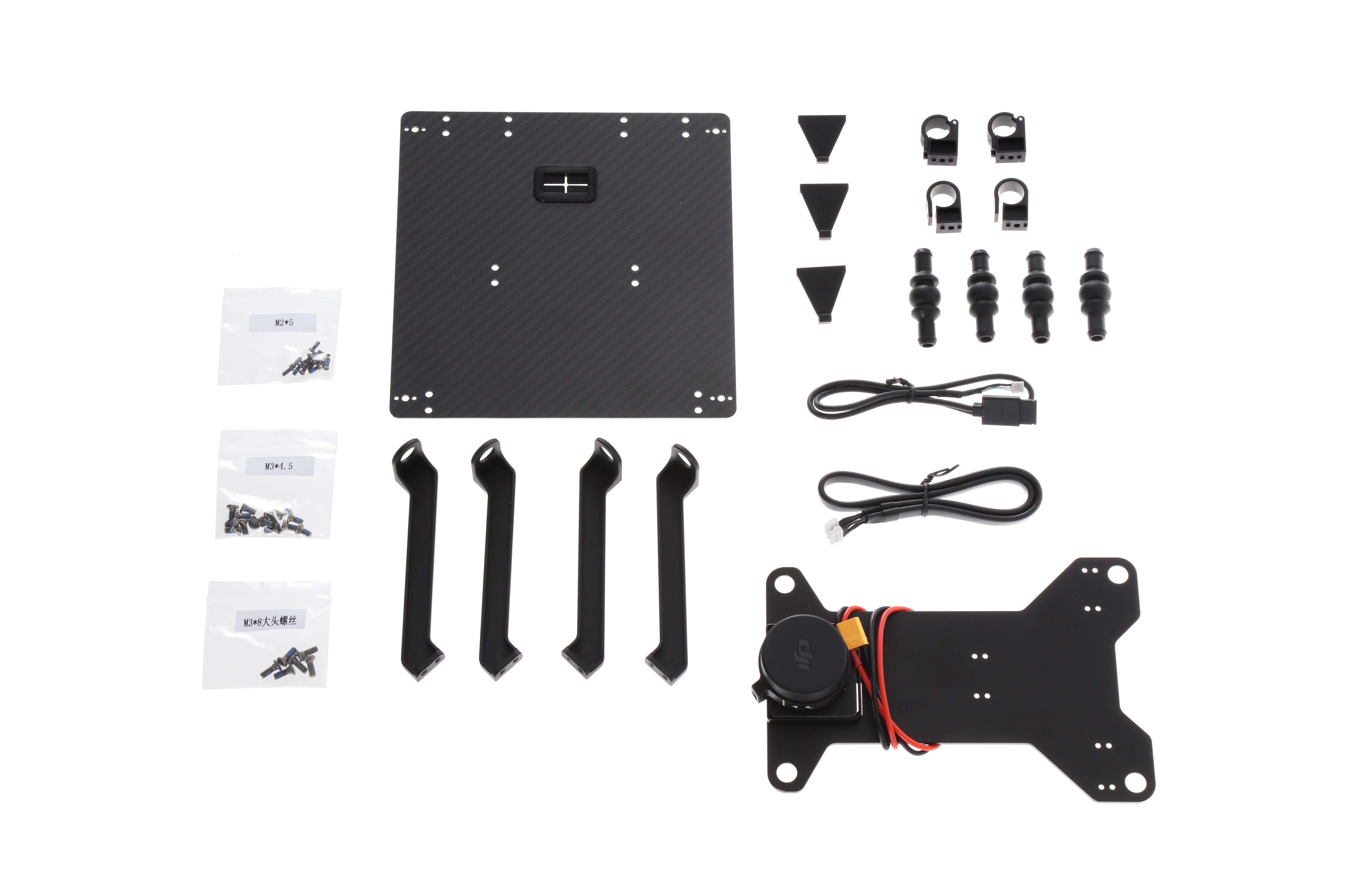DJI Matrice 600 X3 X5 Gimbal Mounting Bracket Part 1 CP