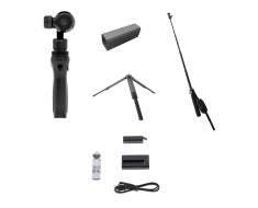 DJI Osmo X3 with Extra Battery, Tripod and Extension Rod Bundle OSMOBUNDLE