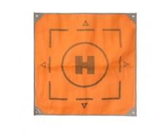 CGear 6' x 6' Orange Drone Landing Pad Mat CD001-16