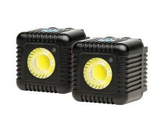 LumeCube Dual-Pack Lume Cube Black LC-22B