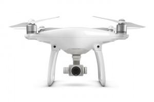 DJI Phantom 4 Quadcopter 4K Video Camera Drone (DJI Refurbished Unit) CP.PT.000312.R