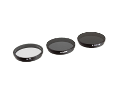 PolarPro DJI Inspire 1 X3 or DJI Osmo Filters (3-Pack) P4001